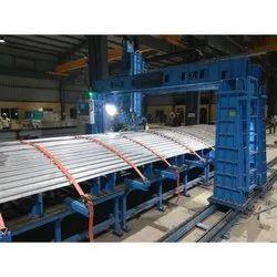 Automatic Railway Roof Welding Machine