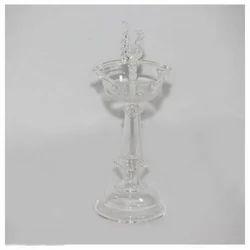 Kraftsun Handcrafted Glass Small Samai
