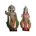 21 Inch Radha Krishna Statues