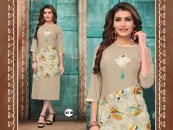 Regular Wear Stylist Kurti