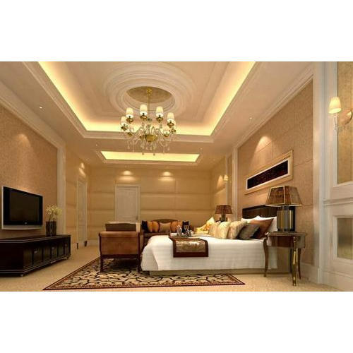 Simple False Ceiling Service Bedroom Ceiling Design House Ceiling