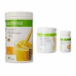 Herbalife Formula 1 Mango Nutritional Shake Weight Management Combo