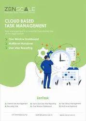 Zenscale Industrial Online Task Management Service