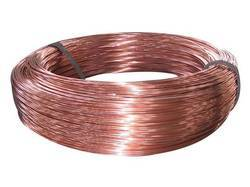 COPPER WIRE FOR RIVET MFG
