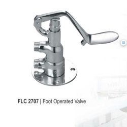 Foot Operate Valve