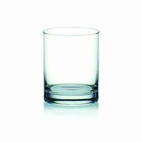 Ocean Transparent Glass Tumbler, Size: 385ml