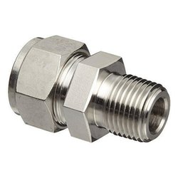 Male Connector Forged Stainless Steel
