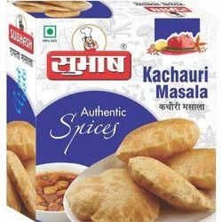 Subhash Kachauri Masala, Packaging Size: 100g, Packaging: Box