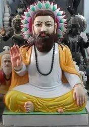 Saint Ravidas Marble Statue