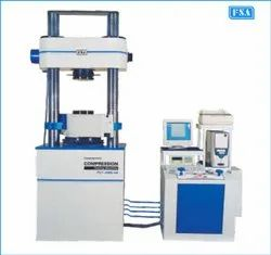 Analogue Compression Testing Machine : FCT
