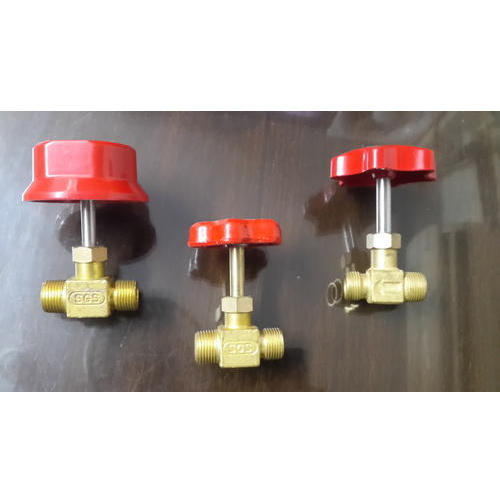Gas Pipeline Accessories - Gas Cylinder & Burner Pigtail
