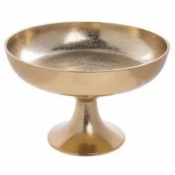 Copper Bowl With Stand