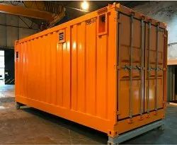 DNV 2.7-1 Certified 20 Feet Workshop Container -Offshore Container