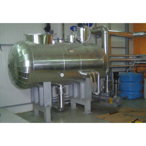 High Pressure Steam Boiler, Steam Boiler | Ficom Chokdi, Ankleshwar ...