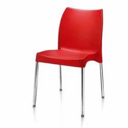 Nilkamal Brand Novella 07 SS Chairs