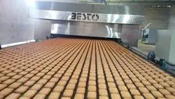 Automatic Biscuit Making Plant