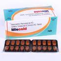 Paracetamol 325 mg, Phenylephrine HCL 10 mg, Caffeine 25 mg, Nimesulide 100 mg, Cetrizine 5 mg