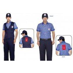 Club HP Petrol Pump Uniform Shirt With Logos