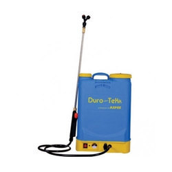 ASPEE HDPE Battery Operated Knapsack Sprayer, Model: ADT001/12HBR