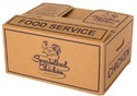 Water Resistant Coating For Chicken And Food Boxes