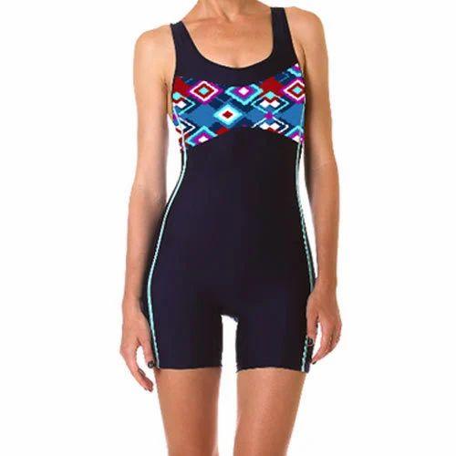 c629754276b Multicolor One Piece Ladies Swimwear, Rs 250 /piece, Hava Hosiery ...