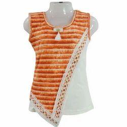 Cotton Striped Stylish Kids Top