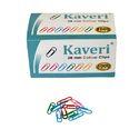 Kaveri Colour Paper Clips, Size: 28 Mm