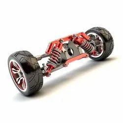 Automotive Suspension Parts