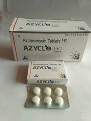 Azithromycin Dihydrate Tablet