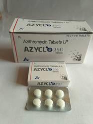 Azithromycin Dihydrate Tablet