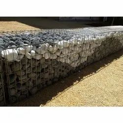 Bedmutha Galvanized Iron Gabion Mesh Wire, Surface Finish Coating: Zinc Coating, Size: 2.00 To 3.90 Mm
