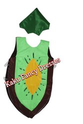 Kids Kiwi Cutout Costume
