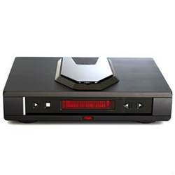Black ISIS CD Player And Dac