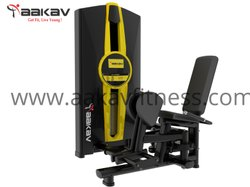 Adductor / Inner Thigh Machine, For Gym, Model Name/Number: X6-1007