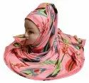 Women's Multi Color Party Wear Fashionable Hijab Scarf Dupatta