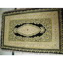 Indian Embroidery Jewel Carpet, Size: 2.5 X 4 Feet