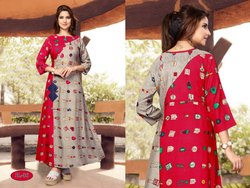 Wedding Anarkali Kurti