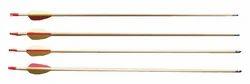 Target Wood Arrow - 24/3 Vanes (D-052A)