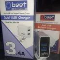 1.5 Meter White Mobile Charger