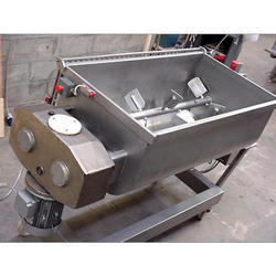 Refra Mech India 300 Kg Paddle Mixer