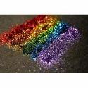 Glittering Silk Holi Colors