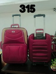 360 Trolley Bags, Size: Free