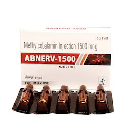 Methylecobalamin 1500mg Injection