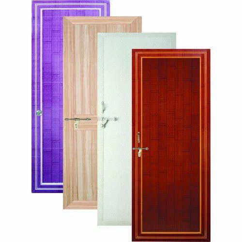 Wood Hinged Decorative Wooden Door