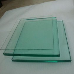 Jewel Tuf Transparent Toughened Glass, Thickness: 4-18 mm