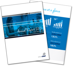 High School Annual Reports Printing Services