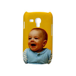 Plastic 3D Sublimation Mobile Cover
