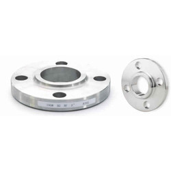 Flange 4 Bolt-Hole W/ Tongue, Groove