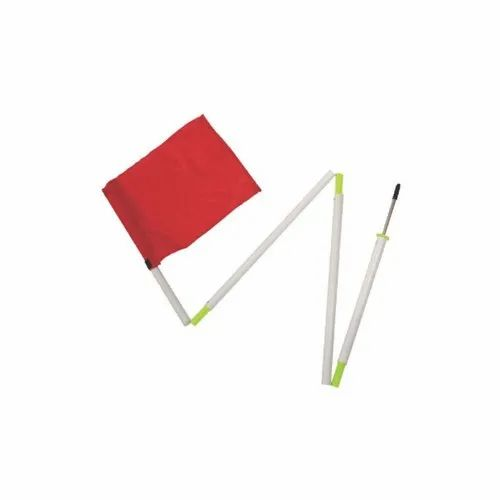 Collapsible Corner Flags