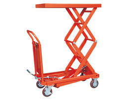 Hand Operated Scissor Lift